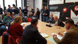 Conferenza stampa nuova fase Piano Strategico