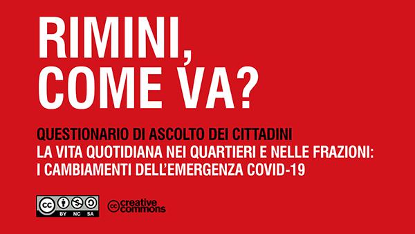 Rimini, come và?