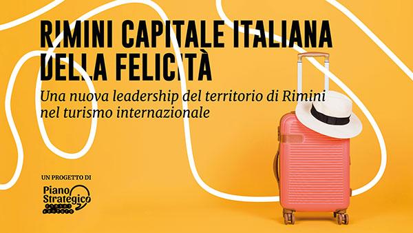 Rimini capitale italiana della felicità